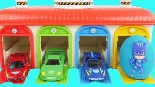 getlinkyoutube.com-Learn Colors Play Doh PJ Masks Cars Candy Mickey Mouse Hello Kitty Molds Fun SparkleSpiceFun com