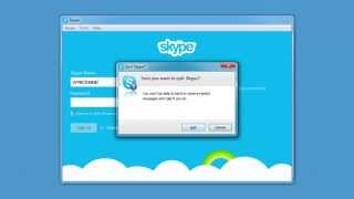 getlinkyoutube.com-How to stop or disable Skype update permanently.