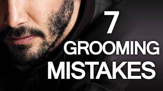 getlinkyoutube.com-7 Grooming Mistakes Men Make - Man's Guide To Better Facial Hair Care - Facial Hair Tips For Man