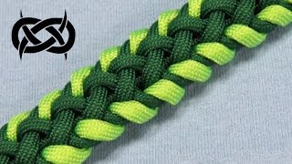 getlinkyoutube.com-How to make a (TIAT's) Samadhi Sinnet Paracord Bracelet