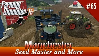 getlinkyoutube.com-Farming Simulator 2015 - Manchester Ep65 - Seed Master Set up and More