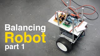 getlinkyoutube.com-making a Balancing Robot (part 1)