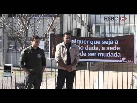 Mobilização nacional em defesa do emprego no HSBC