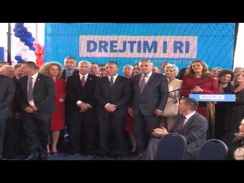 Kosovë, KQZ publikon listën e partive. Ndërkohë, Thaçi takon Ramën, në Dibër të Madhe
