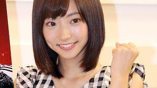 getlinkyoutube.com-武田玲奈にヒデもドキドキ!「綺麗すぎて、直視できない」「2015‐16 WOWOWリーガール」就任会見1 #Rena Takeda #event