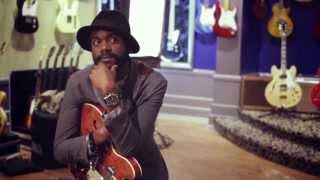 getlinkyoutube.com-Gary Clark Jr. At: Guitar Center