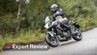 getlinkyoutube.com-Honda NC750X bike review