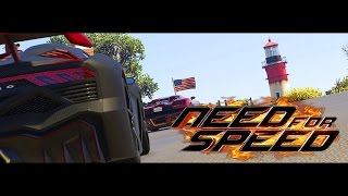 getlinkyoutube.com-GTA V Need For Speed 2014 Movie - DeLeon Race PS4