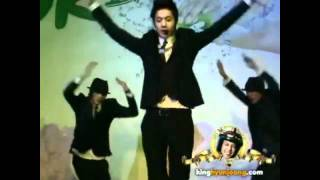 getlinkyoutube.com-Kim Hyun Joong & Lee Min Ho & Kim Bum & Kim Joon - Everybody dance Now