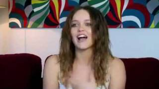 getlinkyoutube.com-Rebecca Breeds Interview - Final scenes with Esther Anderson