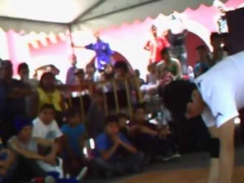 bboy k-nelo vs bboy tafoya (barrio jam 1 vs 1)