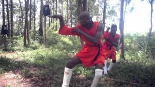 Eddie Wizzy The Ugandan Shaolin Monk!