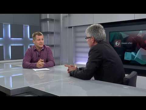 Entrevue avec Christophe Roubinet: candidat à la mairie de Sainte-Anne-de-Beaupré