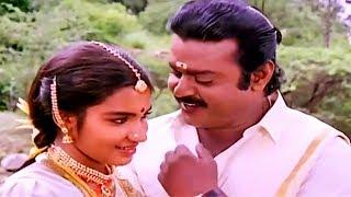 Muthumani Malai # Chinna Gounder # Ilaiyaraja Tamil Hits Songs # Vijaykanth, Sukanya