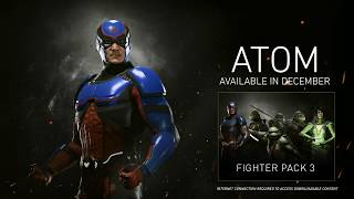 Injustice 2 - The Atom Trailer