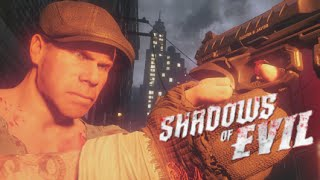 "getlinkyoutube.com-Shadows of Evil SOLO FIRST ROOM CHALLENGE TheRelaxingEnd ""Black Ops 3 Zombies"""