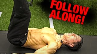 getlinkyoutube.com-7 Minute Ab Workout (6 PACK PROMISE!)