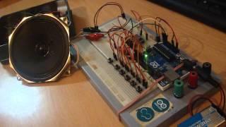 MP3 con Arduino & WTV020-SD Mini