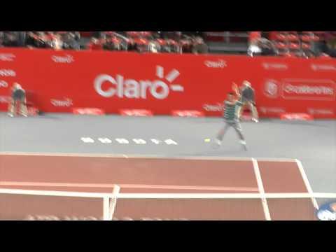 Bogota 2014 Saturday Highlights Tomic Estrella Burgos