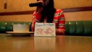 getlinkyoutube.com-坂本真綾さん『光あれ』を唄ってみました。