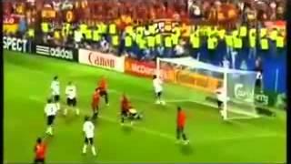 (Tricampeon) Final de la Eurocopa 2008 ( Alemania 0 - España 1)