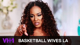 Basketball Wives LA | Brandi Maxiell & Tami Roman Face-Off On the Beach | VH1