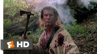 The Patriot (1/8) Movie CLIP - Tomahawk Massacre (2000) HD