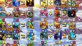 getlinkyoutube.com-Monster legends - Los 10 legendarios.