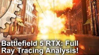 Battlefield 5 - RTX Gameplay