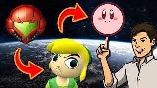 getlinkyoutube.com-Secrets of the Nintendo Universe..with MatPat! - Crossover