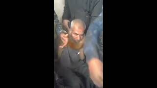 BREAKING - ISIS Leader Abu Bakr Al Baghdadi's first cousin captured in Mosul trying to flee the city