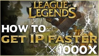 getlinkyoutube.com-How To Get FAST IP In League Of Legends : 5 Tips For IP