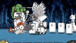 getlinkyoutube.com-[The Battle Cats] How to beat chapter 3 moon