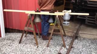 getlinkyoutube.com-Locomotive Bells:  Bronze vs Steel vs Electronic