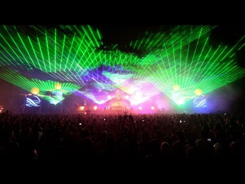 The Qontinent Festival 2012 - Official Endshow ft. Endymion