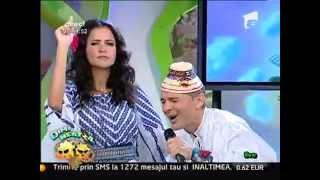 "getlinkyoutube.com-RADU ILLE ""Mandro mandruleoara me' "" super show live"