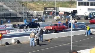 Jim Forbes, 2015 HOTROD Drag Weekend pass at Chandler