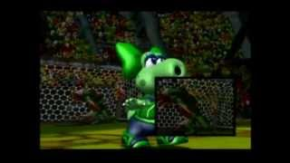 getlinkyoutube.com-Mario Strikers Charged Match: Bowser Jr. vs. Yoshi [The Vice]