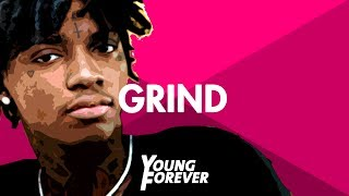 """(FREE) Young Thug x SahBabii Type Beat """"Grind"""" Rap/Trap Type Beat Instrumental 2017 