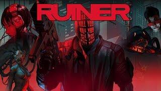 RUINER - Ugly Heart Trailer