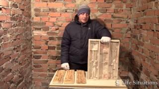 Фасадная гипсовая плитка своими руками 54
