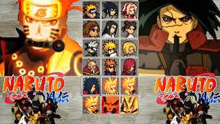 getlinkyoutube.com-Naruto NZC MUGEN By Mikel8888