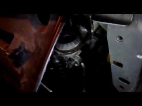 Ставим логановский радиатор на рено сандеро
