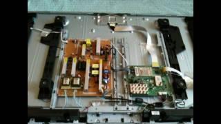 getlinkyoutube.com-Samsung TV - Power on Problem - Capacitor Replacement