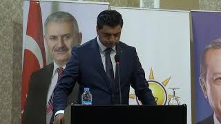 Av. Bahadır Pir Ak Parti Aday Tanıtım Programında Konuştu