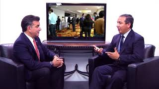 Primera parte de la entrevista a Hector Barreto, presidente de Latino Coalition.