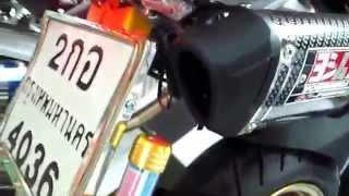getlinkyoutube.com-มิตซูบาร์ อะไหล่ Review เสียงท่อโยชิมูระคู่ ใส่รถMSX