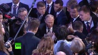 getlinkyoutube.com-Путин: Трамп — абсолютный лидер президентской гонки в США