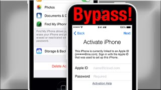 getlinkyoutube.com-Bypass iCloud Activation Lock iOS 9.3.x