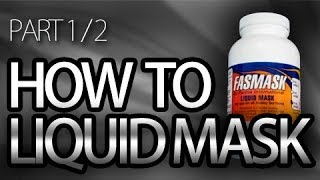 getlinkyoutube.com-Tutorial part 1/2: How to spray paint RC body shell with Liquid Mask